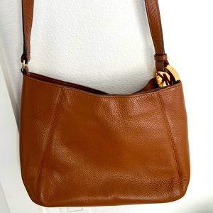 Light brown crossbody purse- Michael Kors